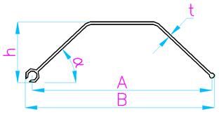 шпунт ларсена, берегсталь, шпунтовая стенка, берегоукрепление, котлован, вдавливание